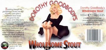 Dorothy Goodbody label