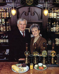 Bill and Carol Burdick